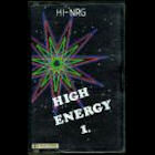 1980s high energy logo
