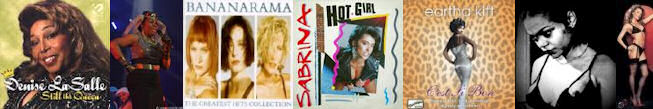kylie minogue sabrina banarama 80s disc sleeves