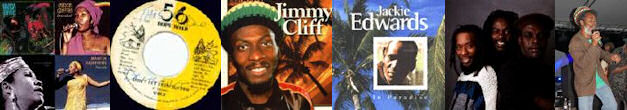 jimmy cliff jackie edwardss reggae artists original record sleeves